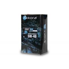 Akkora PRO C3 5w-40 4L