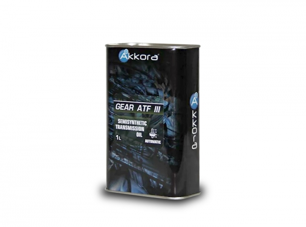 Akkora Gear ATF III MULTI 1L