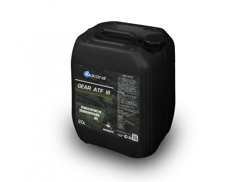 Akkora Gear ATF III MULTI 20L
