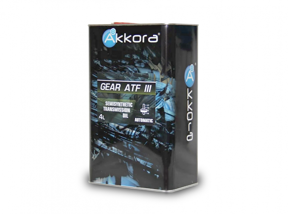 Akkora Gear ATF III MULTI 4L